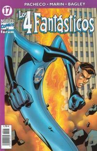 Cover Thumbnail for Los 4 Fantásticos (Planeta DeAgostini, 2001 series) #17