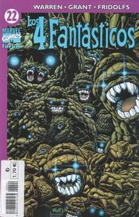 Cover Thumbnail for Los 4 Fantásticos (Planeta DeAgostini, 2001 series) #22