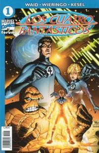Cover Thumbnail for Los 4 Fantásticos (Planeta DeAgostini, 2003 series) #1