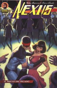 Cover Thumbnail for Nexus: El precio del pecado (NORMA Editorial, 2000 series)