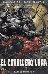 Cover Thumbnail for 100% Marvel: El Caballero Luna (Panini España, 2007 series) #2