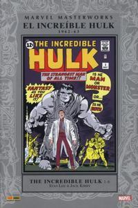 Cover Thumbnail for Marvel Masterworks: El Increíble Hulk (Panini España, 2008 series) #1