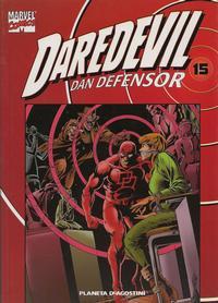 Cover Thumbnail for Coleccionable Daredevil (Planeta DeAgostini, 2003 series) #15