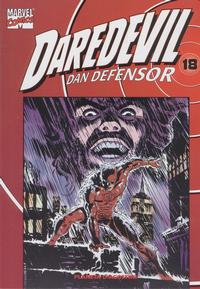 Cover Thumbnail for Coleccionable Daredevil (Planeta DeAgostini, 2003 series) #18