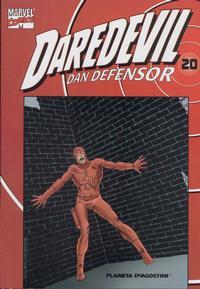 Cover Thumbnail for Coleccionable Daredevil (Planeta DeAgostini, 2003 series) #20