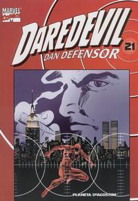 Cover Thumbnail for Coleccionable Daredevil (Planeta DeAgostini, 2003 series) #21