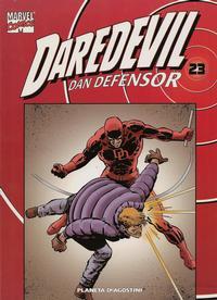 Cover Thumbnail for Coleccionable Daredevil (Planeta DeAgostini, 2003 series) #23