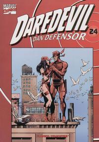Cover Thumbnail for Coleccionable Daredevil (Planeta DeAgostini, 2003 series) #24