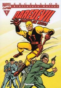 Cover Thumbnail for Biblioteca Marvel: Daredevil (Planeta DeAgostini, 2001 series) #1