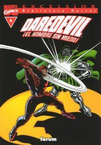 Cover Thumbnail for Biblioteca Marvel: Daredevil (Planeta DeAgostini, 2001 series) #6