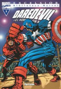 Cover Thumbnail for Biblioteca Marvel: Daredevil (Planeta DeAgostini, 2001 series) #7
