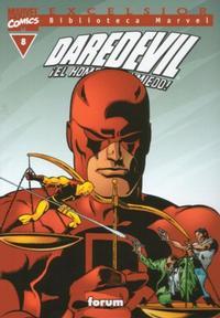 Cover Thumbnail for Biblioteca Marvel: Daredevil (Planeta DeAgostini, 2001 series) #8