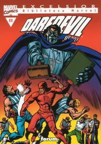 Cover Thumbnail for Biblioteca Marvel: Daredevil (Planeta DeAgostini, 2001 series) #11