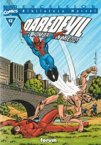 Cover Thumbnail for Biblioteca Marvel: Daredevil (Planeta DeAgostini, 2001 series) #12