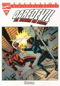 Cover Thumbnail for Biblioteca Marvel: Daredevil (Planeta DeAgostini, 2001 series) #13