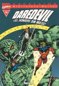 Cover Thumbnail for Biblioteca Marvel: Daredevil (Planeta DeAgostini, 2001 series) #16