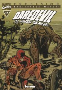 Cover Thumbnail for Biblioteca Marvel: Daredevil (Planeta DeAgostini, 2001 series) #17