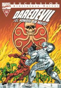 Cover Thumbnail for Biblioteca Marvel: Daredevil (Planeta DeAgostini, 2001 series) #18