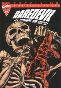 Cover Thumbnail for Biblioteca Marvel: Daredevil (Planeta DeAgostini, 2001 series) #19