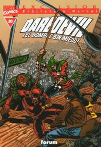 Cover Thumbnail for Biblioteca Marvel: Daredevil (Planeta DeAgostini, 2001 series) #20