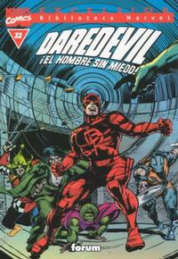 Cover Thumbnail for Biblioteca Marvel: Daredevil (Planeta DeAgostini, 2001 series) #22