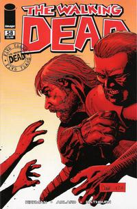 Cover Thumbnail for The Walking Dead (Image, 2003 series) #58