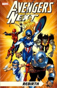Cover Thumbnail for Avengers Next: Rebirth (Marvel, 2007 series)