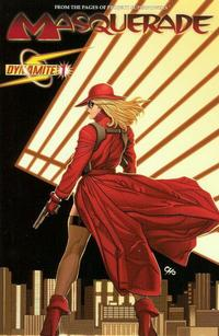Cover Thumbnail for Masquerade (Dynamite Entertainment, 2009 series) #1 [Frank Cho cover]