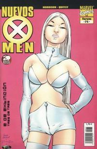 Cover Thumbnail for X-Men (Planeta DeAgostini, 2002 series) #75