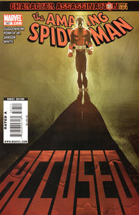 Cover Thumbnail for The Amazing Spider-Man (Marvel, 1999 series) #587