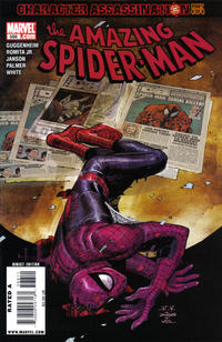 Cover Thumbnail for The Amazing Spider-Man (Marvel, 1999 series) #588