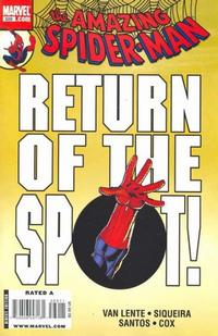 Cover Thumbnail for The Amazing Spider-Man (Marvel, 1999 series) #589
