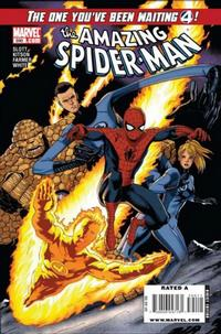 Cover Thumbnail for The Amazing Spider-Man (Marvel, 1999 series) #590