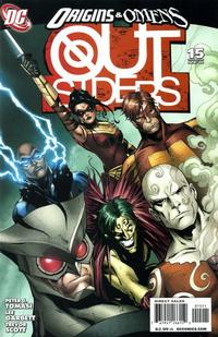 Cover Thumbnail for The Outsiders (DC, 2009 series) #15