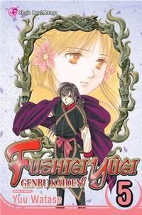 Cover Thumbnail for Fushigi Yugi: Genbu Kaiden (Viz, 2005 series) #5