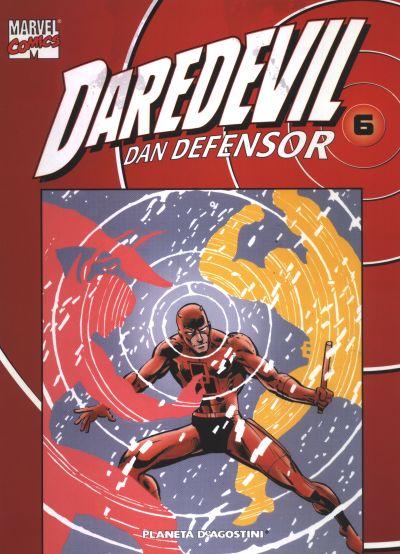 Cover for Coleccionable Daredevil (Planeta DeAgostini, 2003 series) #6