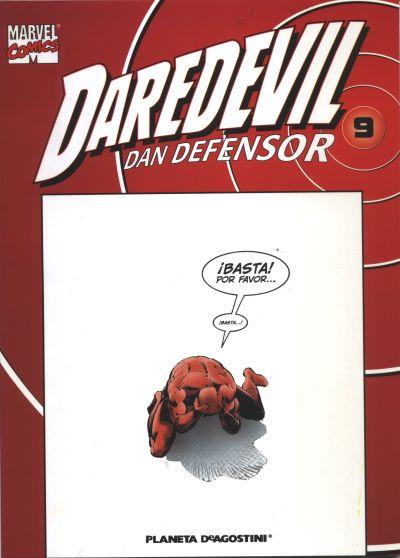 Cover for Coleccionable Daredevil (Planeta DeAgostini, 2003 series) #9