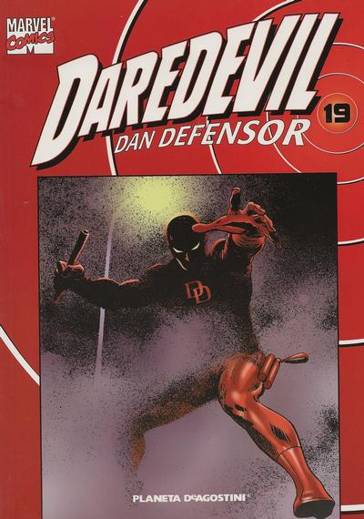 Cover for Coleccionable Daredevil (Planeta DeAgostini, 2003 series) #19