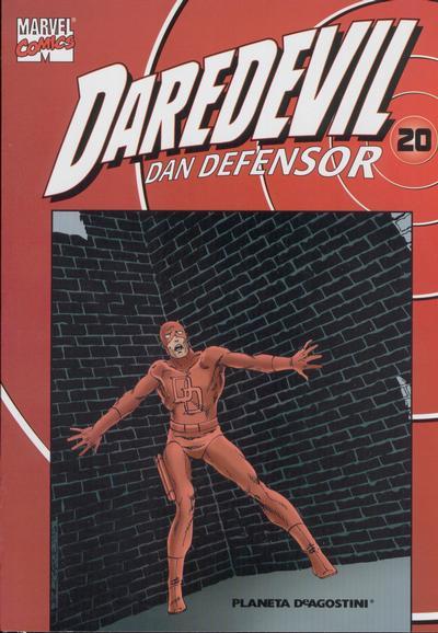 Cover for Coleccionable Daredevil (Planeta DeAgostini, 2003 series) #20