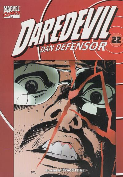 Cover for Coleccionable Daredevil (Planeta DeAgostini, 2003 series) #22