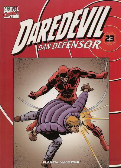 Cover for Coleccionable Daredevil (Planeta DeAgostini, 2003 series) #23