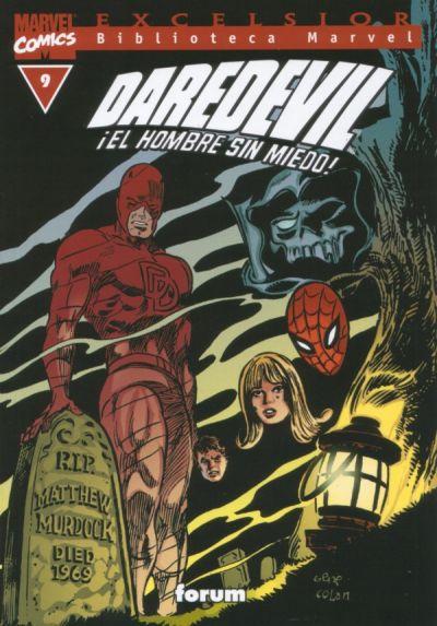 Cover for Biblioteca Marvel: Daredevil (Planeta DeAgostini, 2001 series) #9