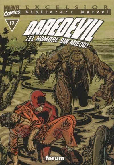 Cover for Biblioteca Marvel: Daredevil (Planeta DeAgostini, 2001 series) #17
