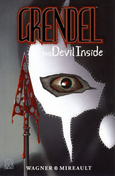 Cover for Grendel: The Devil Inside (Dark Horse, 2004 series)