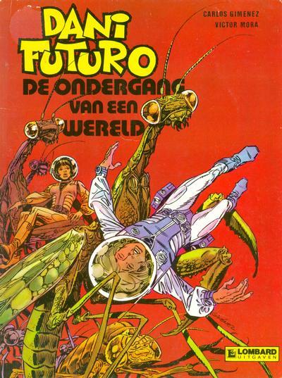 Cover for Dani Futuro (Le Lombard, 1981 series) #6