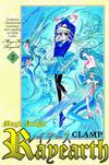 Cover for Magic Knight Rayearth (Bonnier Carlsen, 2006 series) #2