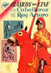 Cover for Clásicos del Cine (Editorial Novaro, 1956 series) #4