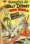 Cover for Cuentos de Walt Disney (Editorial Novaro, 1949 series) #24
