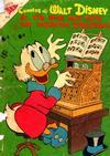 Cover for Cuentos de Walt Disney (Editorial Novaro, 1949 series) #84