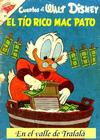Cover for Cuentos de Walt Disney (Editorial Novaro, 1949 series) #90 [Variant]